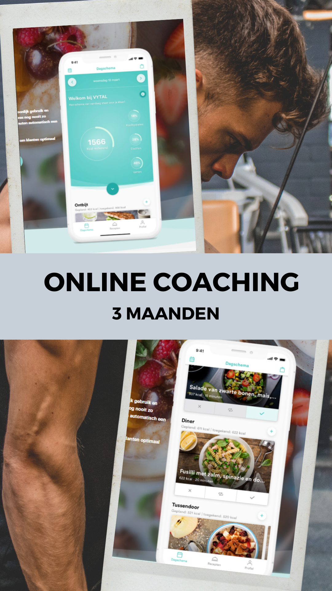 online voeding coaching